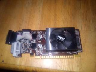 GT 210 DDR3 64 BIT GRAPHICS CARD