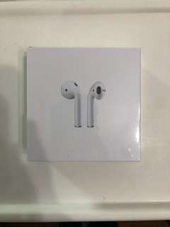 全新行貨 Apple Airpods