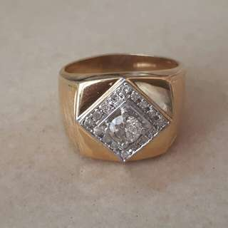 .40 Carats DIAMOND RING