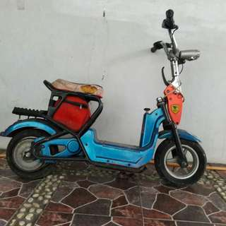 Motor listrik anak
