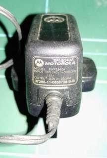 Power adapter for Motorola V9