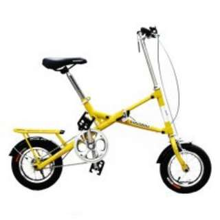 GOGOBIKE Mini Cooper Folding Bike