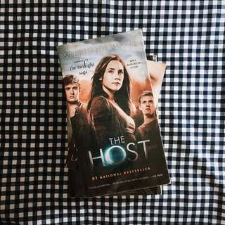 The Host (by Stephenie Meyer)