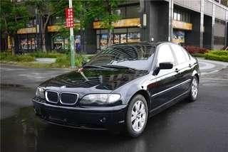 2003 BMW 318i 2.0總代理
