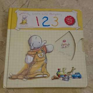 Learn with Humphrey 123 Interactive Book By Igloo