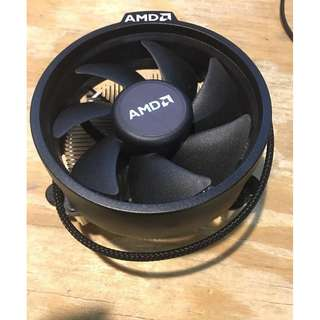 1126. AMD Wraith Ryzen Am4 Socket Cooler Heatsink Fan