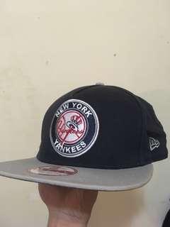 New Era Baseball Cap (Snapback)