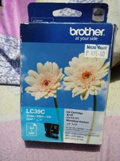 Brother LC39 Cyan