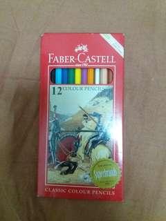 Faber Castell Color Pencils
