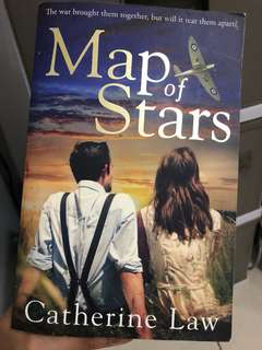 Maps of Stars by Catherine Law