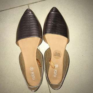 Rubi Pointed Flat Shoes