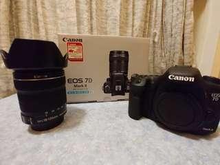 Canon 7D Mark II Kit Set (18-135mm)