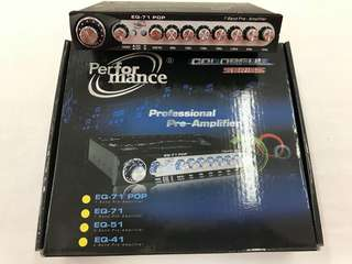 Performance 7band Pre-Amp