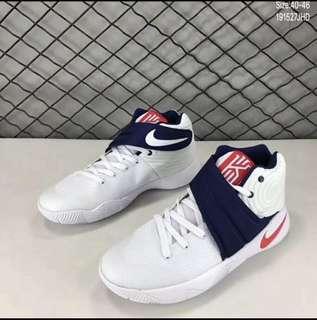 Nike kyrie 2 藍球鞋