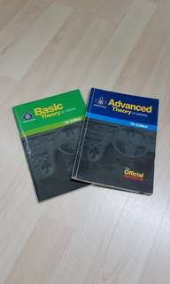 Basic & Advanced Theory of Driving 7th Edition