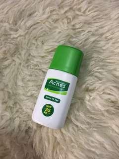 Acnes UV tint SPF35