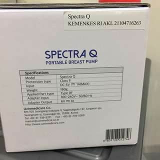 Pompa asi spectra