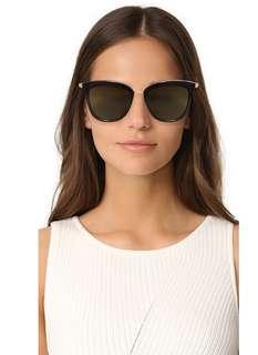 🚚 #全新現貨 小臉墨鏡 必備 Le specs Caliente 太陽眼鏡 免關稅 名媛最愛 平價高CP值