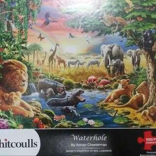 Jigsaw Puzzle (1000 Pcs)