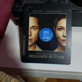 Benjamin Button Blu Ray