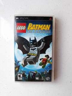 PSP UMD Batman Lego Game