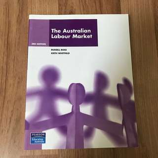 The Australian Labour Market (Human Resource Management)