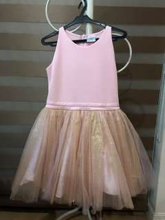 Pre loved Baby Fashionista dress