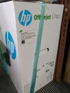 HP ALL IN ONE打印機
