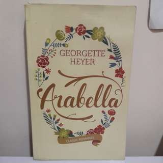 🥀ARABELLA - GEORGETTE HEYER