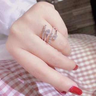 18k0.49ct鑽石戒指