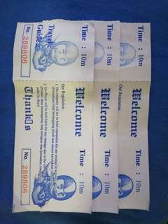 Go-Kart Ticket (Batam)