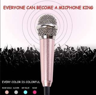 [PREORDER] Mini Microphone Mic for Phone