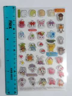 Clear Stamp Set For Fun, Planners,  Scrapbooking Etc