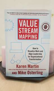 🚚 Value Stream Mapping