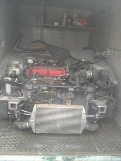 EVO 4 ENGINE