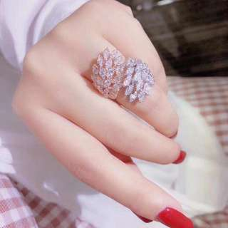 18k3.44ct鑽石戒指