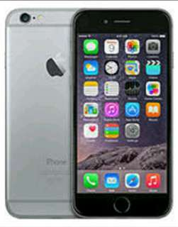 Iphone 6 grey 64gb