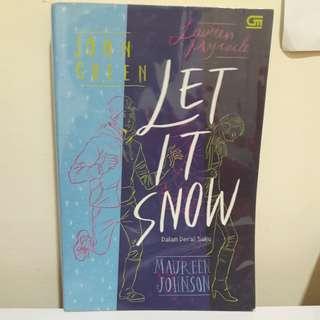 🥀LET IT SNOW - JOHN GREEN, LAUREN MYRACLE, MAUREEN JOHNSON