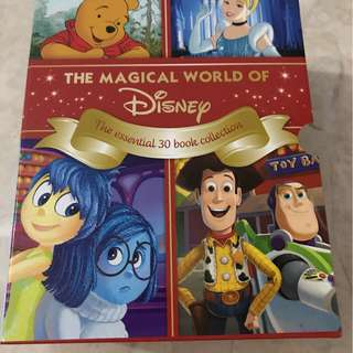 Children's Disney story books (30 book collection)