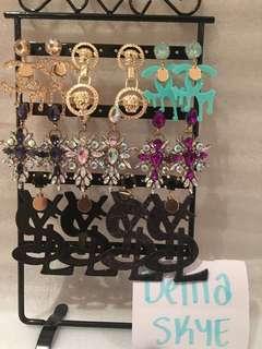 Brand new Brand name earrings