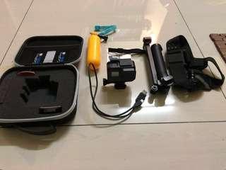GoPro Hero 5 Black + Accessories