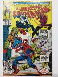 Amazing Spider-Man 367