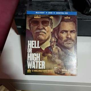 Hell Or High Water Blu Ray