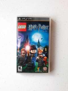 PSP UMD Harry Potter Game