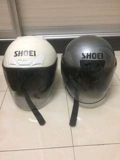 2pcs 1.4k shoei arai