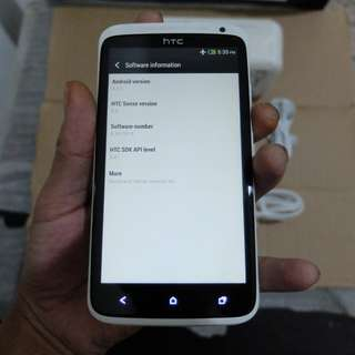 HTC One X | Rare | Fullset | Mulus | Collector Item