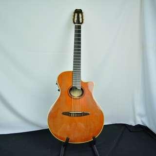 YAMAHA APX-10NA 原木色木吉他*現金收購 樂器買賣 二手樂器吉他 鼓 貝斯 電子琴 音箱 吉他收購
