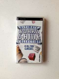 PSP UMD Ultimate Board Game Collection