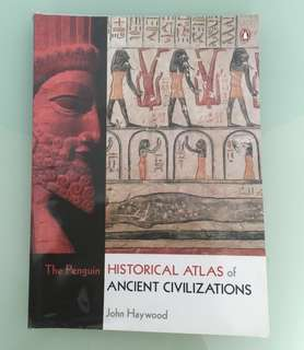 Historical Atlas of Ancient Civilisation