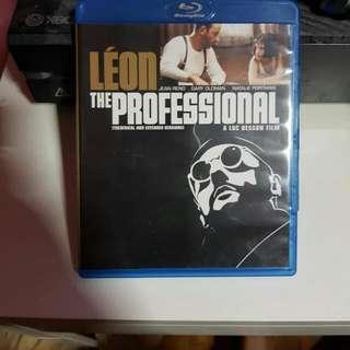 Leon The Professional Blu Ray